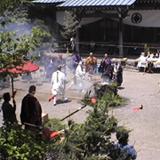 春季大祭大護摩法要