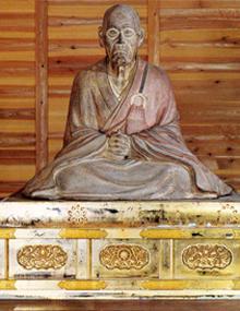 俊乗房重源像(鎌倉時代)