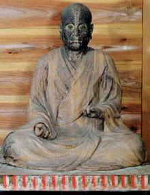 僧形坐像(鎌倉時代)