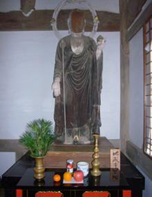 地蔵菩薩像(鎌倉時代)